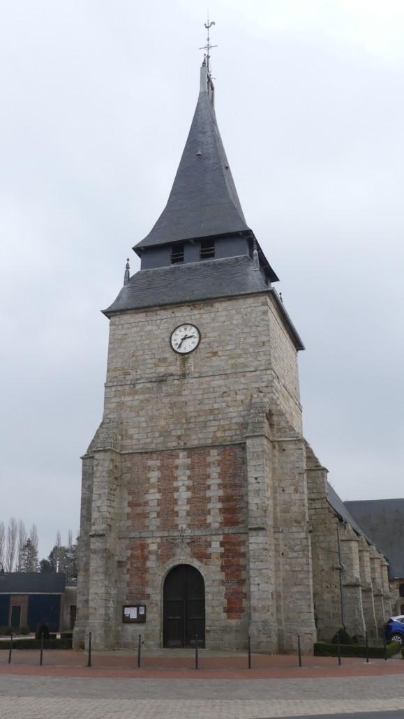 Église Notre-Dame à les Grandes-ventes