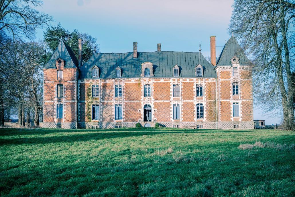 Page Histoire Chateau