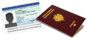 Passeports et cartes d'identité